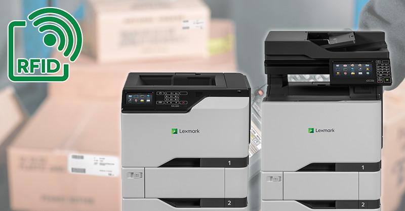 RFID printer - CS725R & CX725R