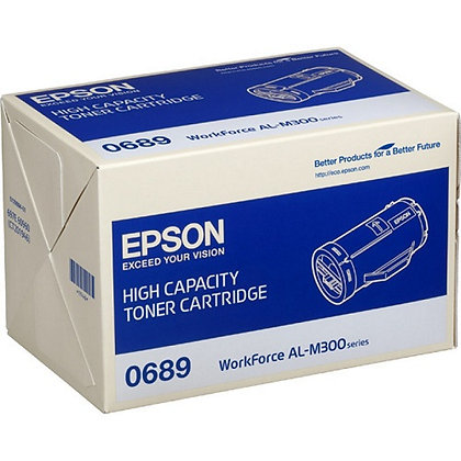 C13S050689 - High Capacity Toner (Black) - 10,000 pages