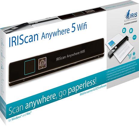 IRIScan™ Anywhere 5 Wifi
