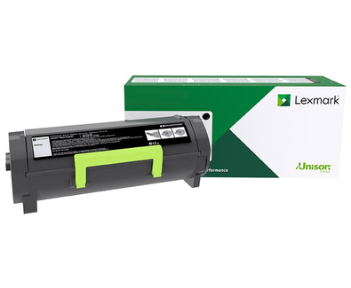 60F3000 - 603 Black Return Toner Cartridge