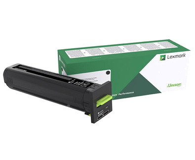 72K30K0 - CS820/CX820/CX825/CX860 Black Return Program Toner Cartridge