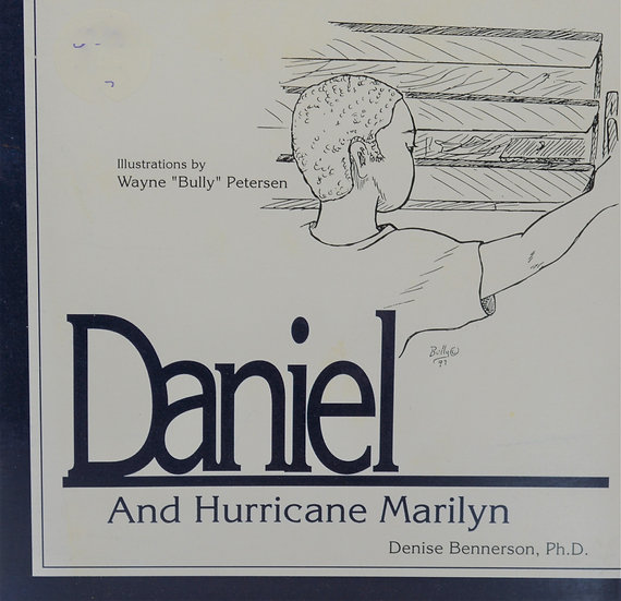 Daniel And Hurricane Marilyn