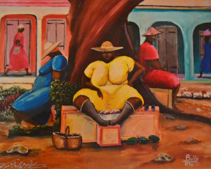 Phat Woman