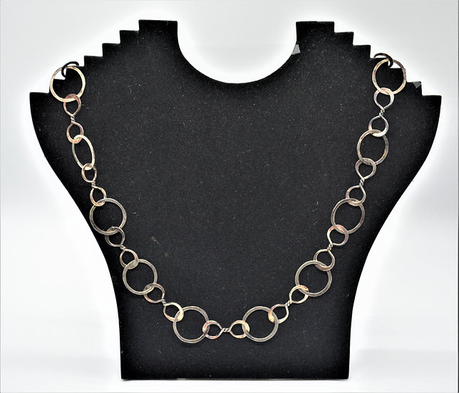 Twisted Knot Necklace