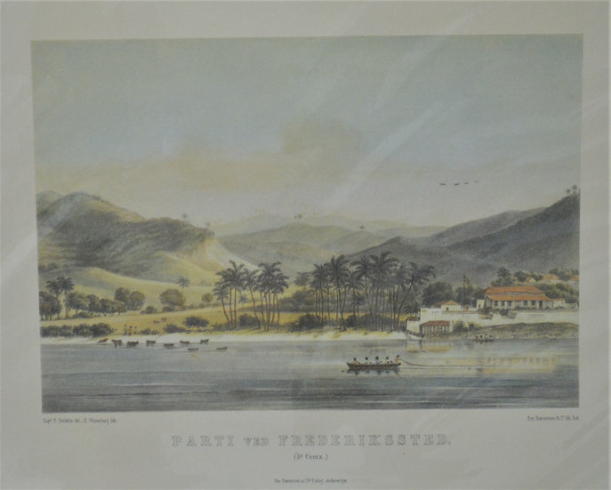 Frederiksted View 1850