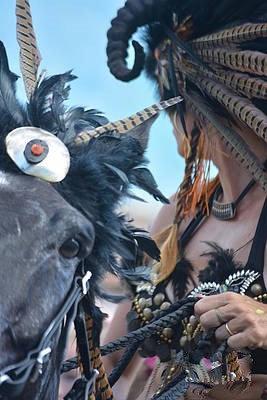 Crucian Cowgirl