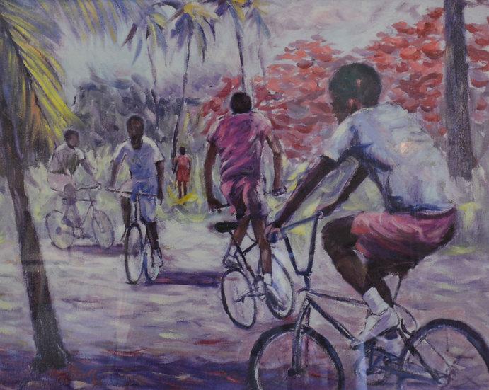 Biking For Fun