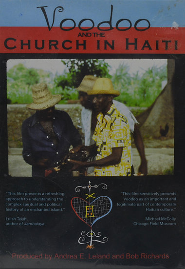 Voodoo and Church in Haiti