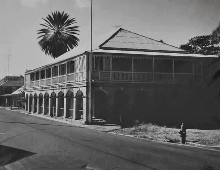 Black & White St. Croix Photos