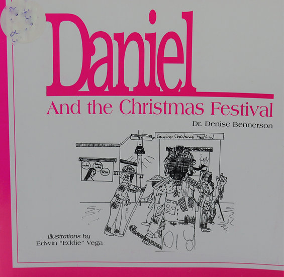 Daniel And The Christmas Party