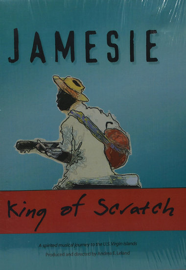 Jamisie The King of Scratch
