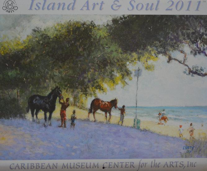 2011 Island Art & Soul Calendar