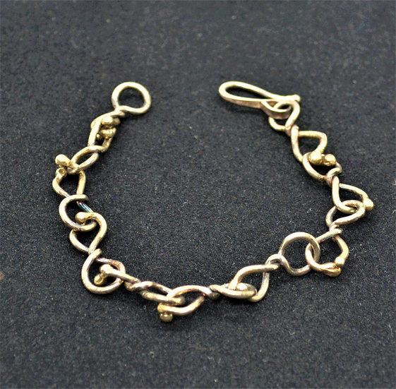 Twisted Knot Bracelet