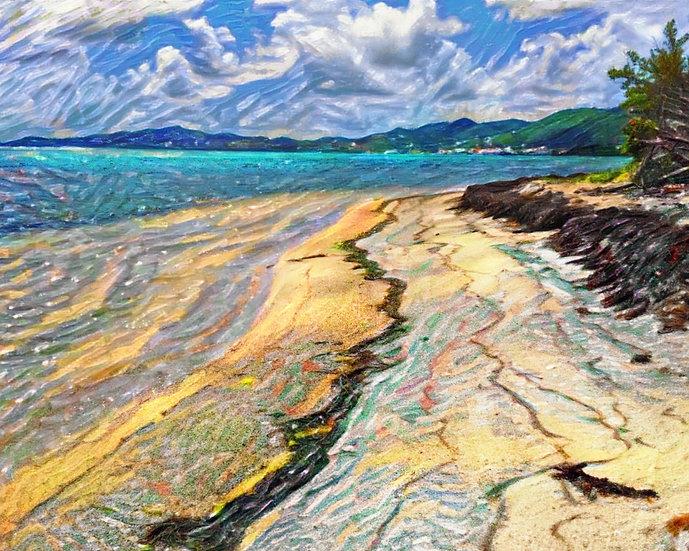 Turquoise Bay Beach