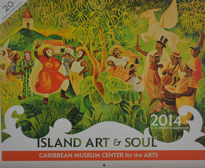 2014Art & Soul Calendar