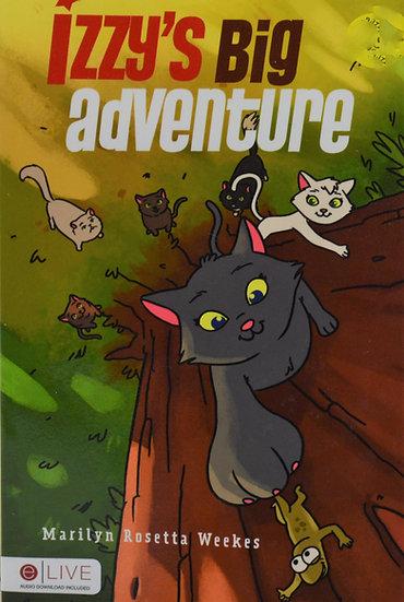 Izzy's Big Adventure