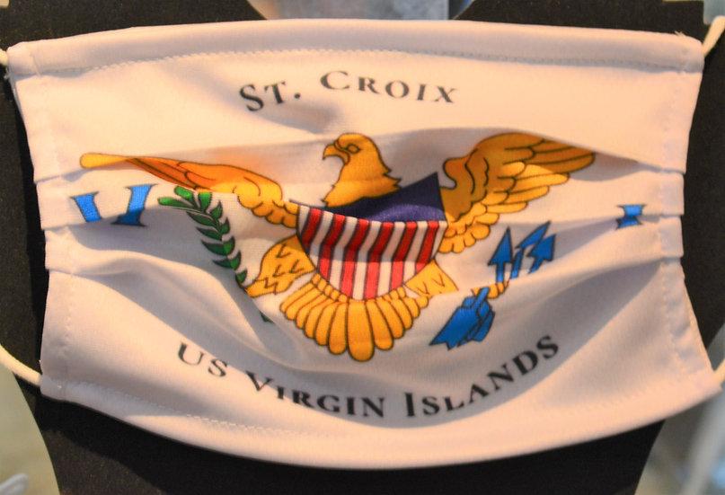 Cultural St. Croix Mask