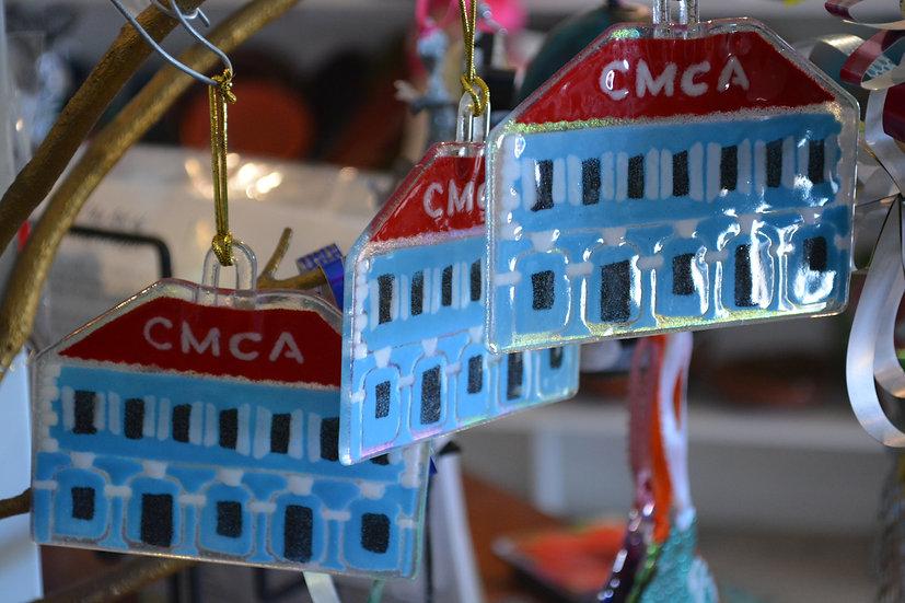 CMCarts Museum Ornament