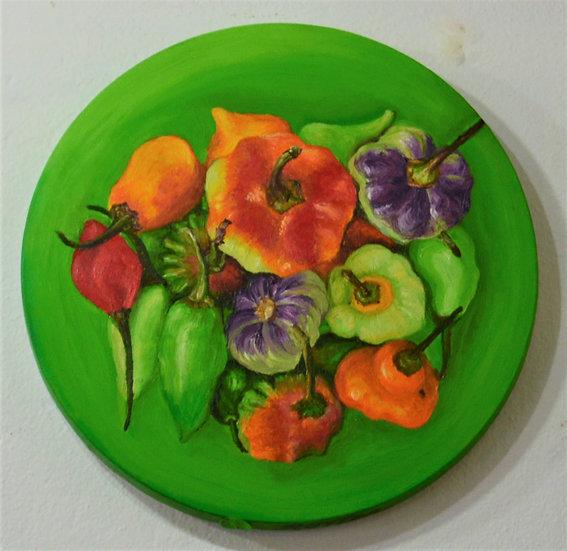 Season Peppers