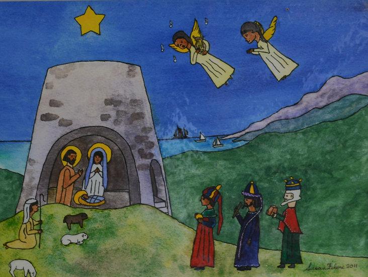 Cruzan Nativity