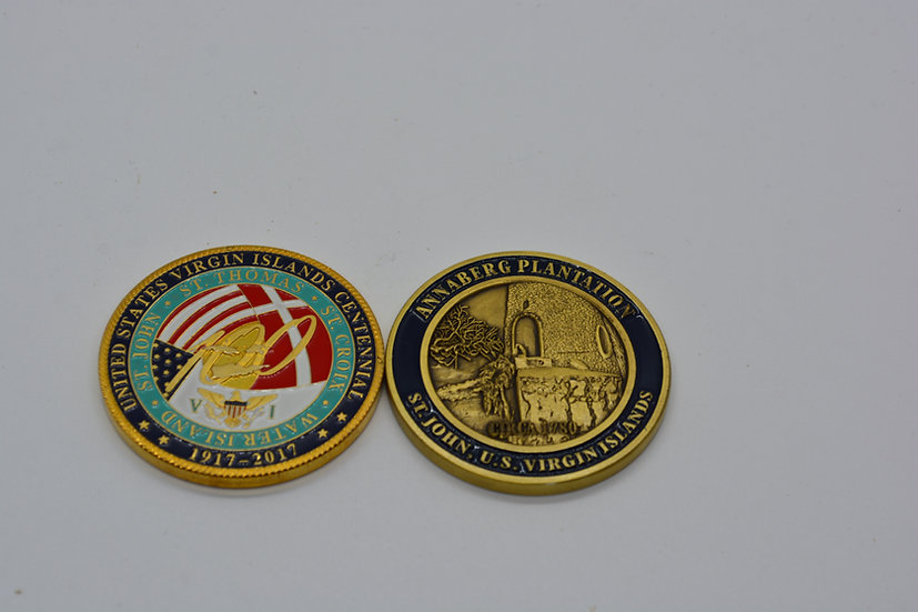 Centennial Coins