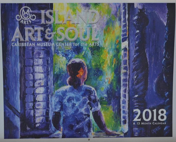 2018 Art & Soul Calender