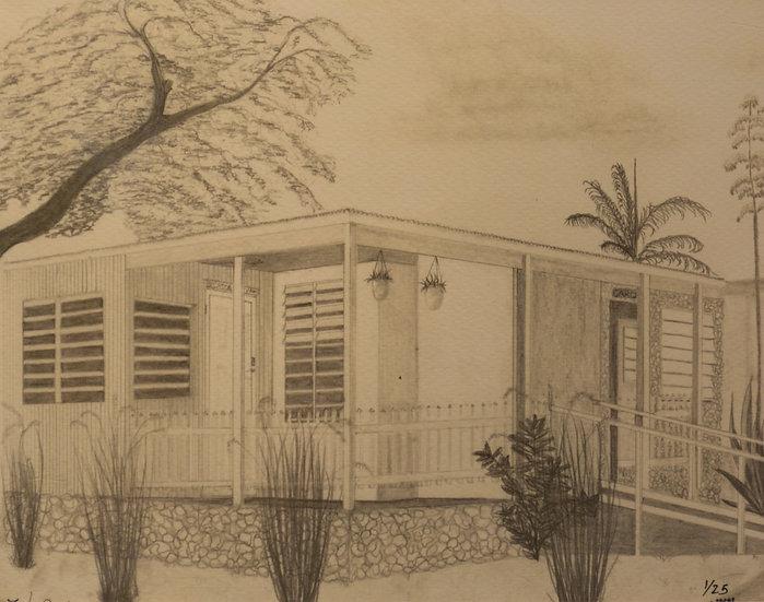 Castaway & Carol's Cottage