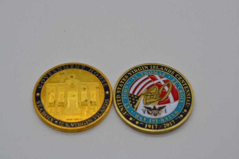 Centennial Coin Government House