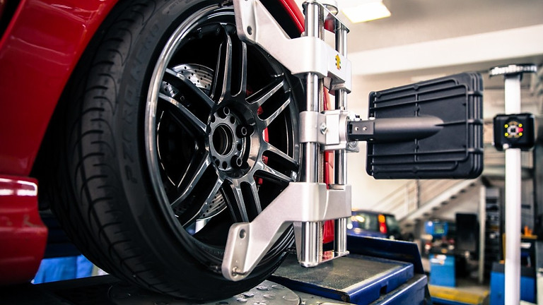 Wheel Alignment & Wheel Balancing