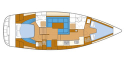 42RST 2 CABIN LAYOUT