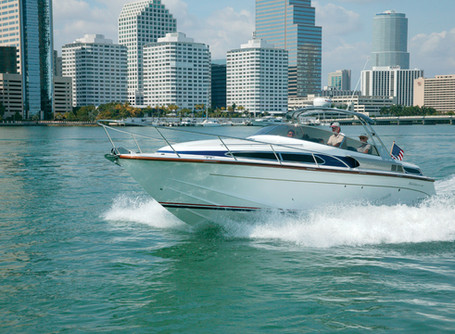 Swordfish 36 in Miami