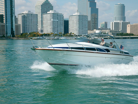 Swordfish 36 in Miami