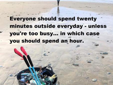 Mucky Mermaids Beach Clean