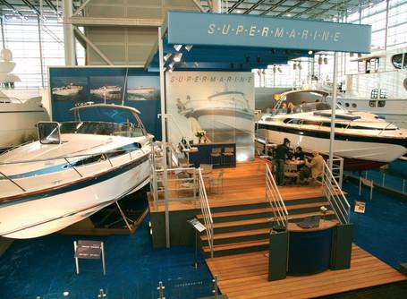 Supermarine at Dusseldorf