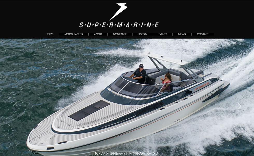 Supermarine Motor Yachts