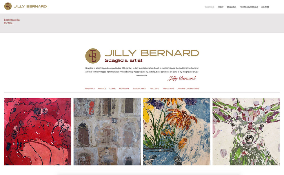 JILLY BERNARD