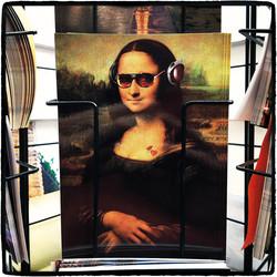 20, Mona Lisa Postcards, Paris, France, 2012.jpg