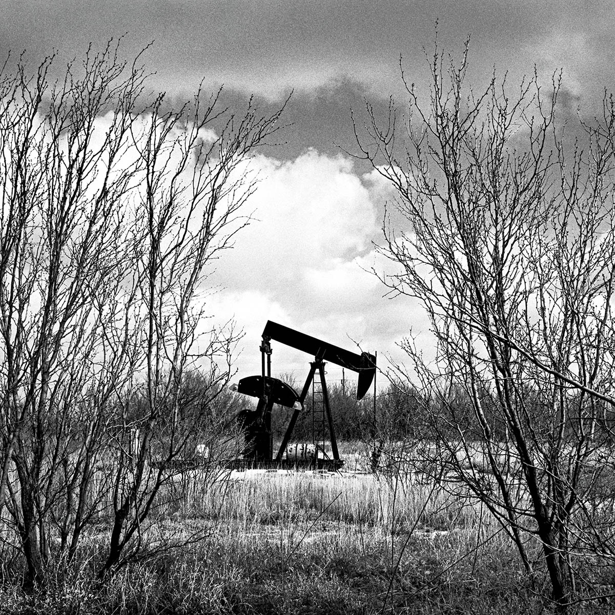 Pump Jack near Abilene, Texas, 1997
