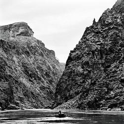 Colorado River, Grand Canyon, Arizona, 1975