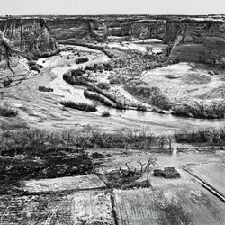 Canyon de Chelly, Arizona, 1996