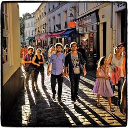 Montmartre, Paris, France, 2012