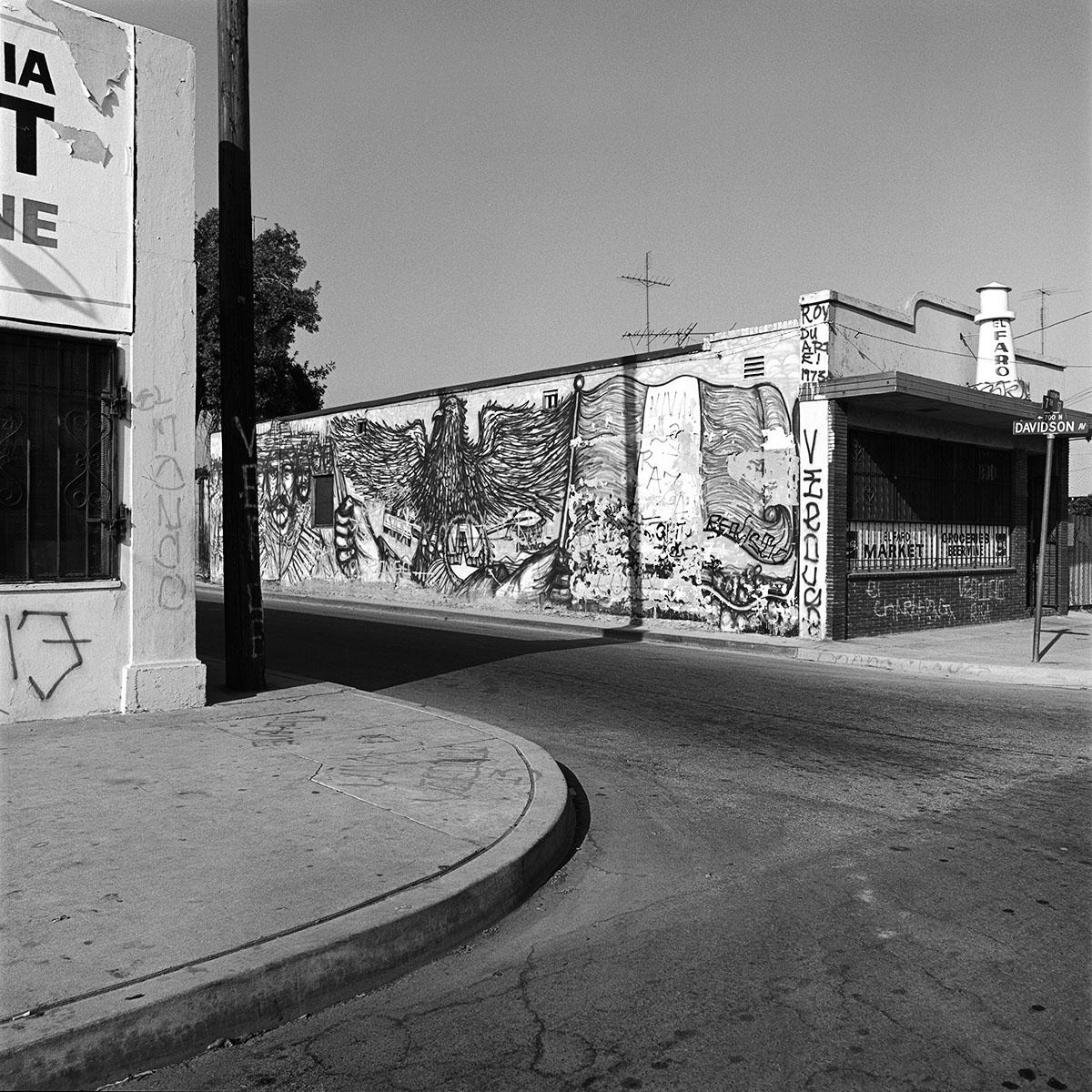 Davidson Avenue, San Bernardino, CA, 1978