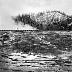 Grand Prismatic Spring, Yellowstone, Wyoming, 1997