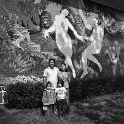 Family, East Los Angeles, 1978