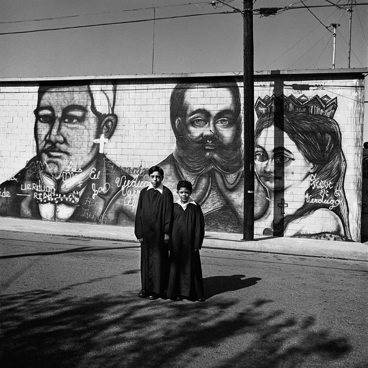 Altar Boys, San Bernardino, CA, 1978