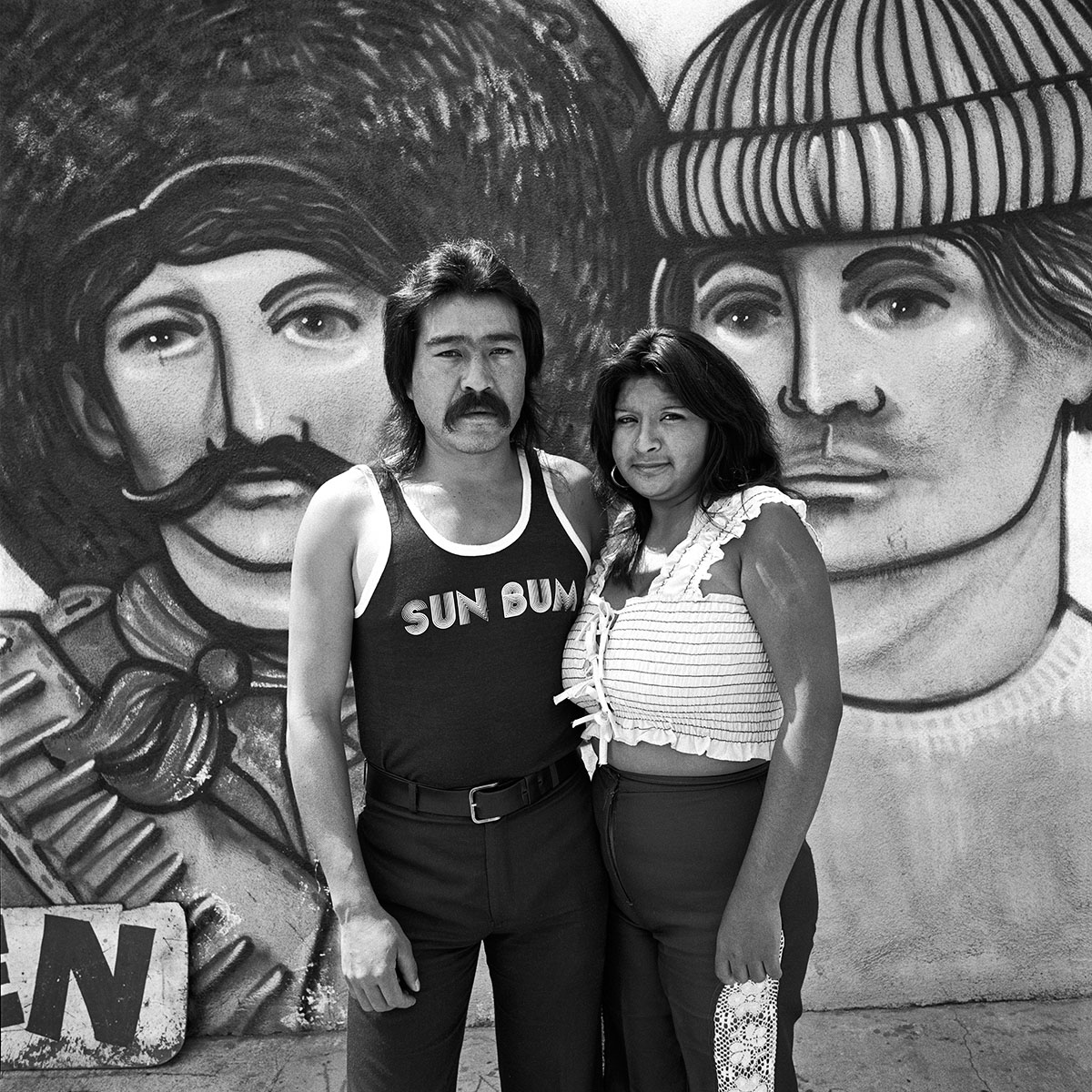Sun Bum, East Los Angeles, 1978