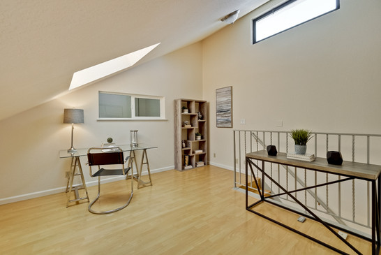 Loft above Master Bedroom