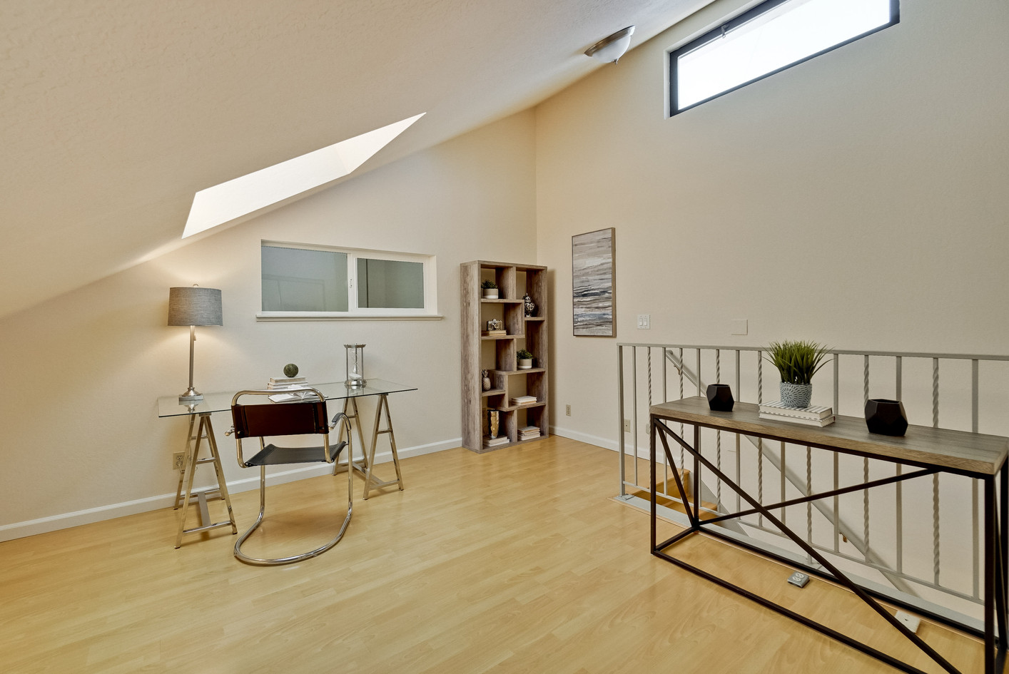 Loft above Master Bedroom
