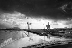 Freeway Rain, 1976