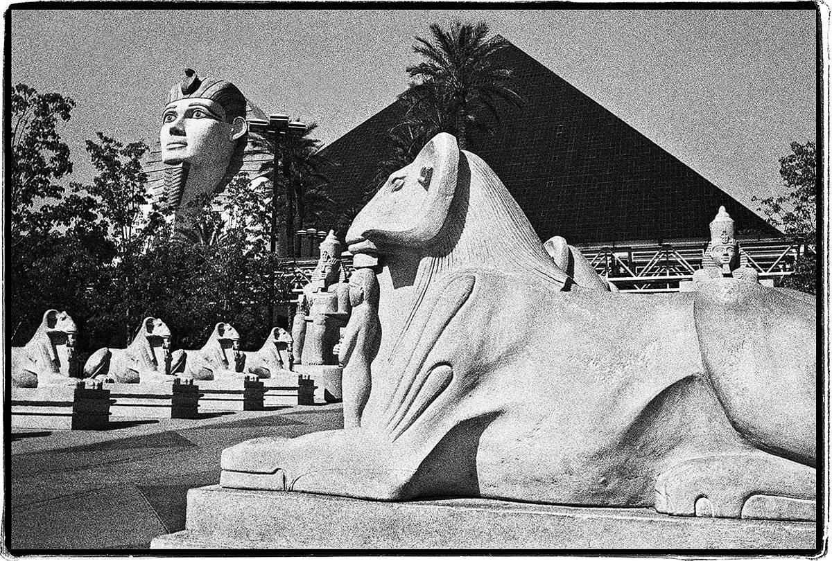 Luxor Casino Las Vega Nevada 1999